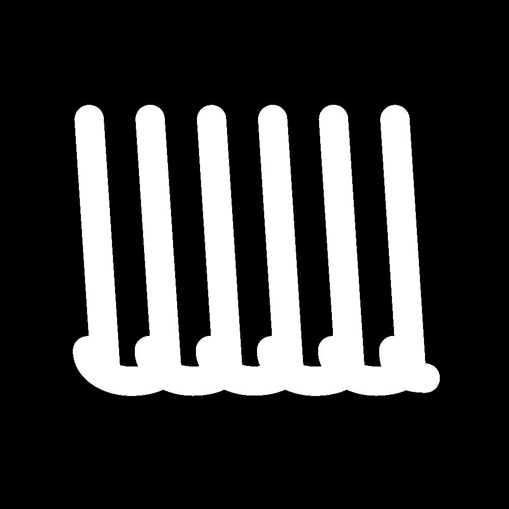 Blanket stitch icon