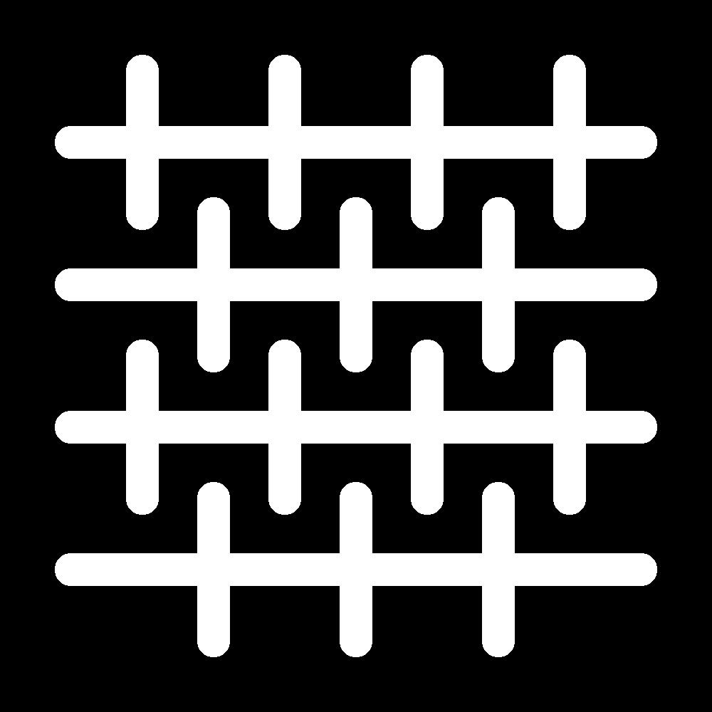 Burden stitch icon