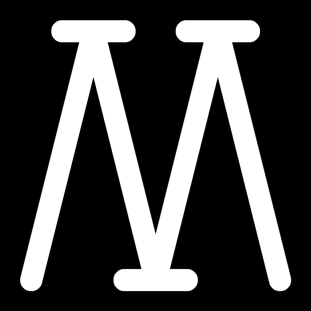 Chevron stitch icon