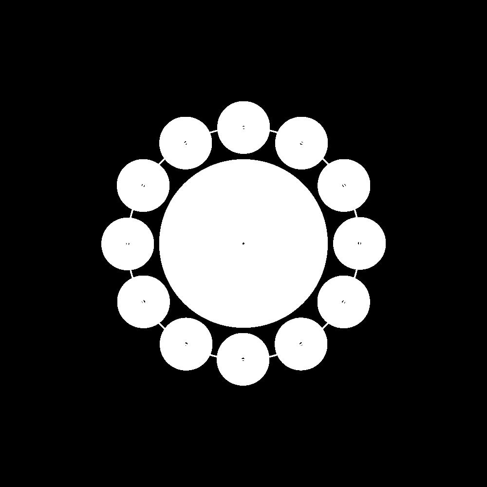 Circlets (beadwork) icon