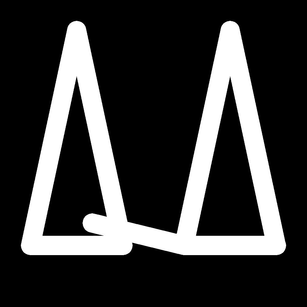Closed buttonhole stitch icon