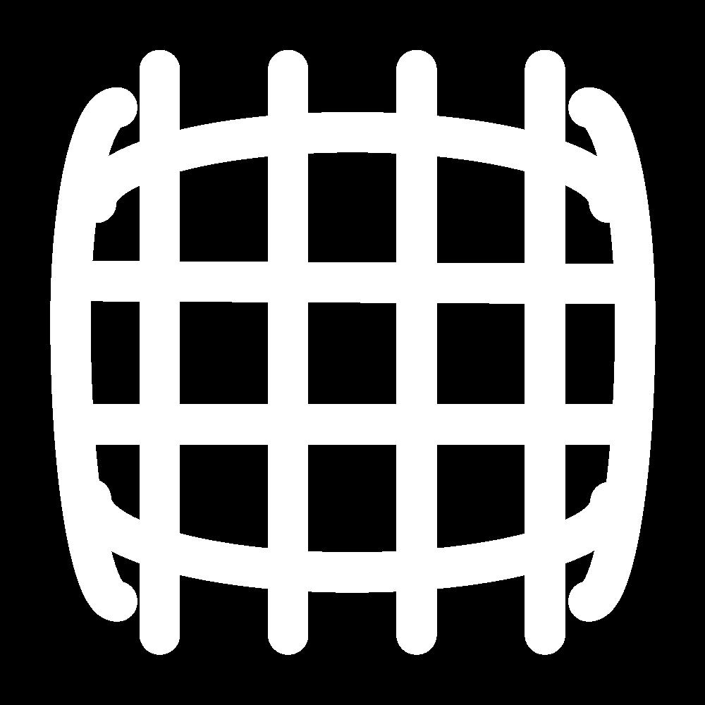 Coil filling stitch icon