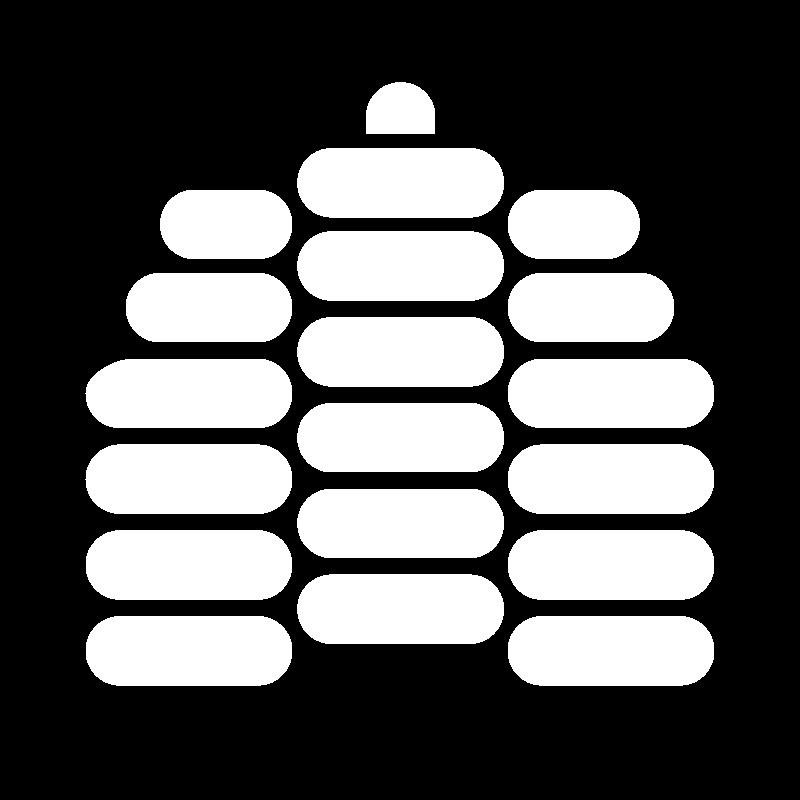 Detached woven picot icon
