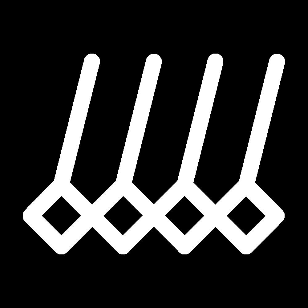 Diagonal tile (pattern) icon