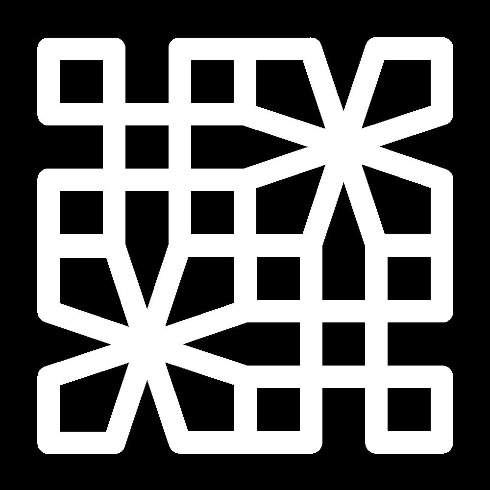 Diamond eyelet (pattern) icon