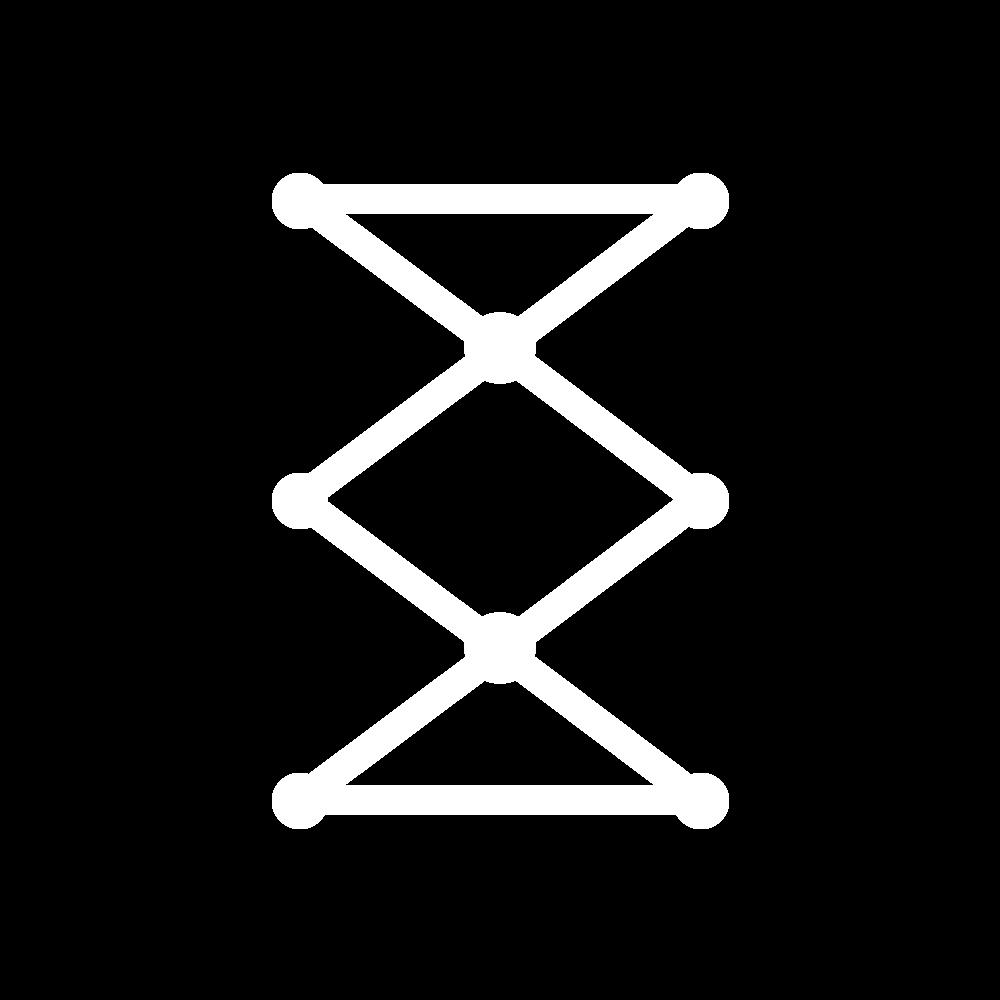 Diamond stitch icon