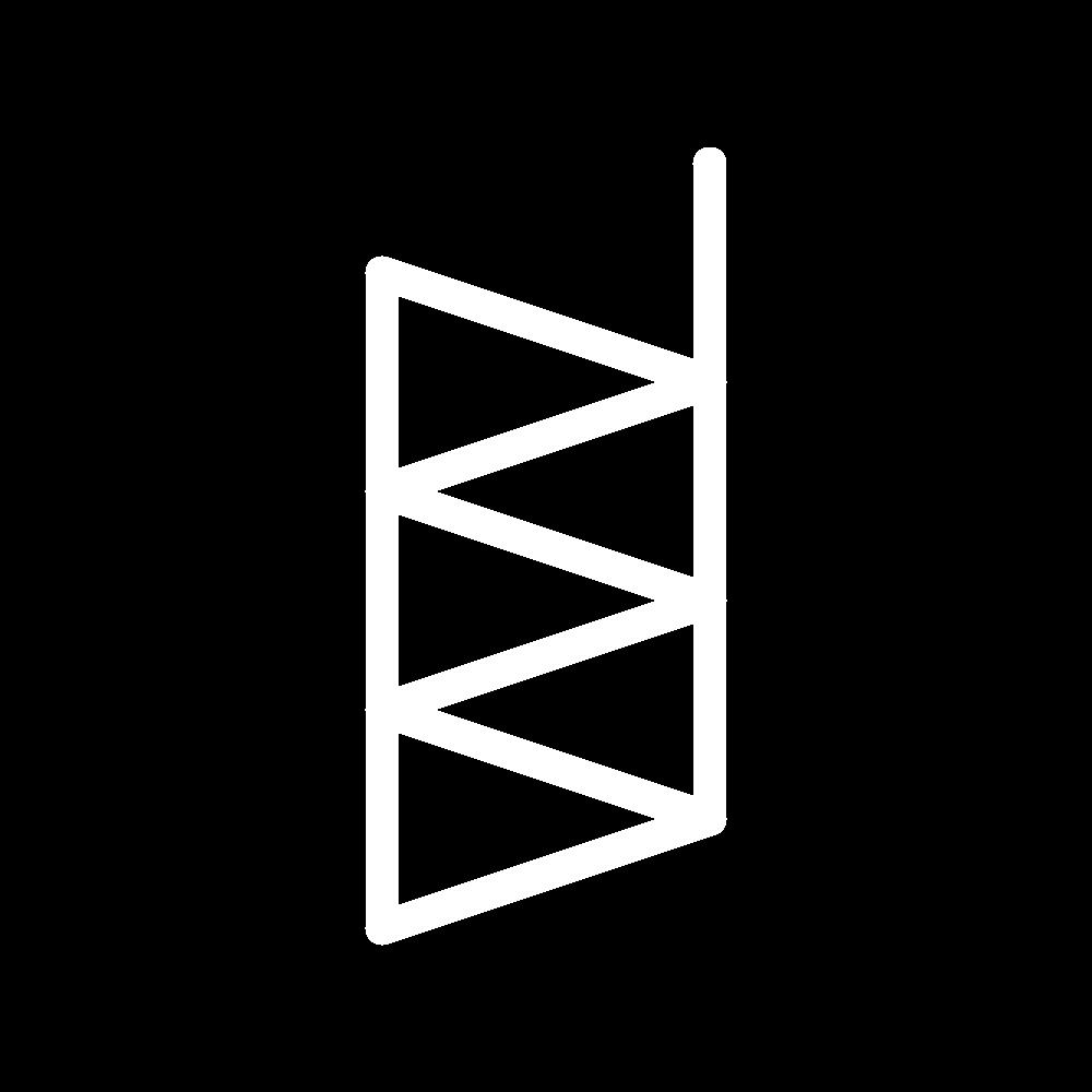 Double chain stitch icon