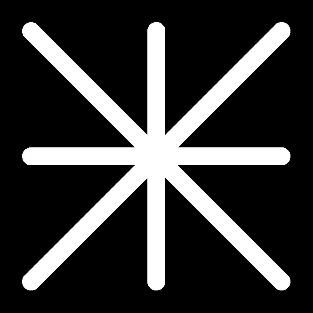 Double cross stitch icon