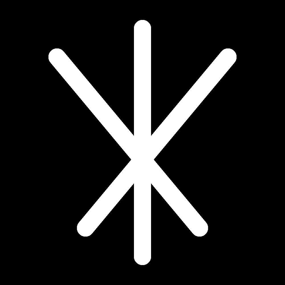 Ermine stitch icon