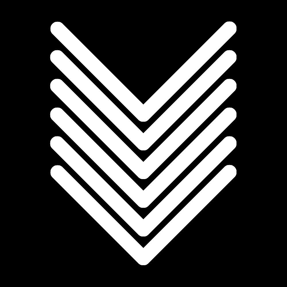 Fishbone stitch icon