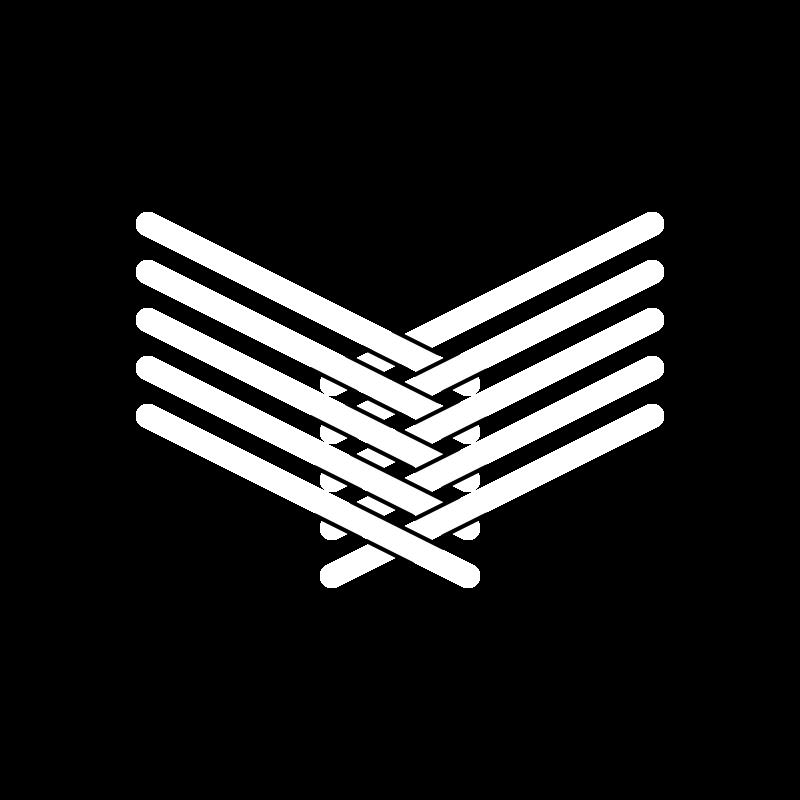 Flat stitch icon