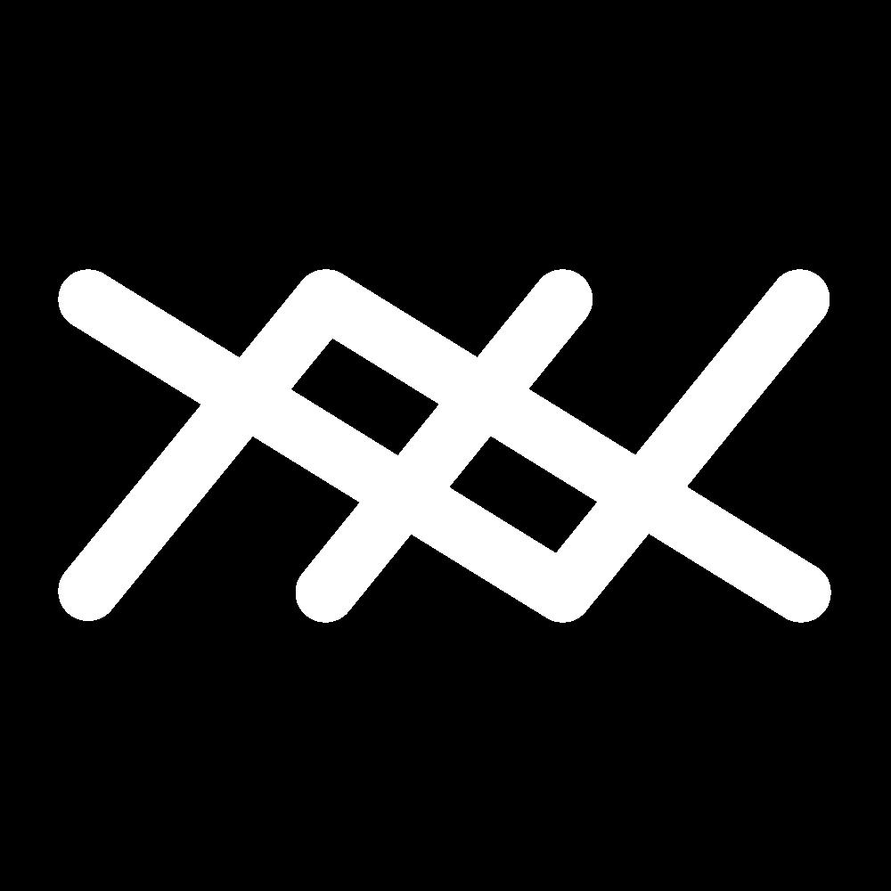 Greek stitch icon