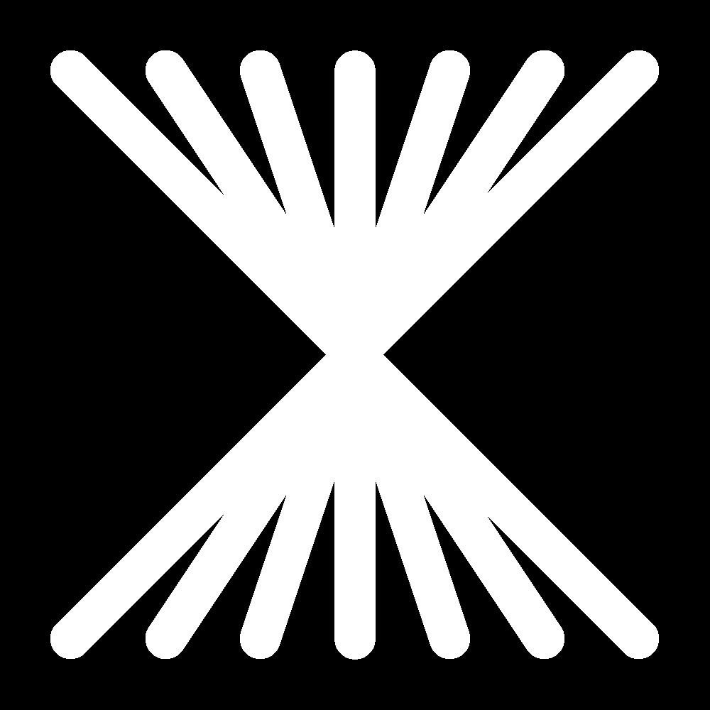 Half Rhodes stitch icon