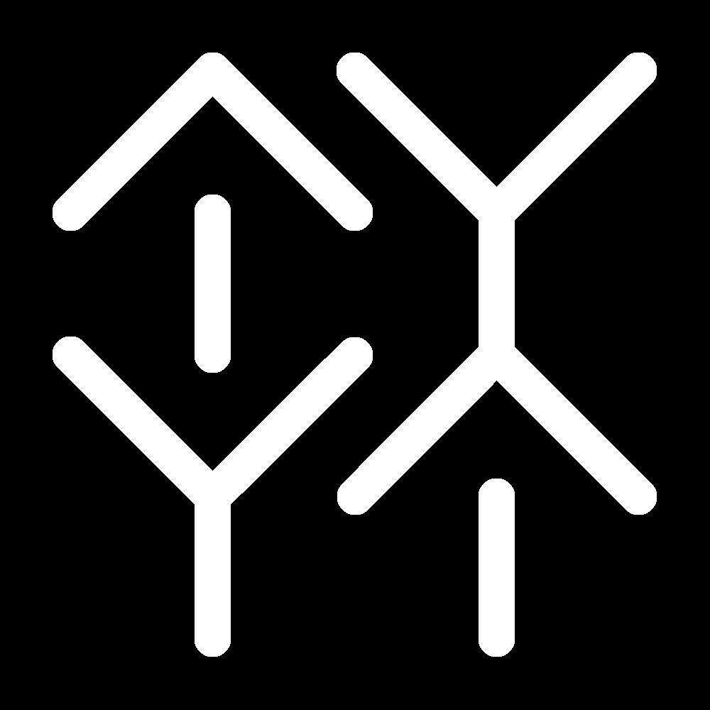 Interlocking Y's (pattern) icon