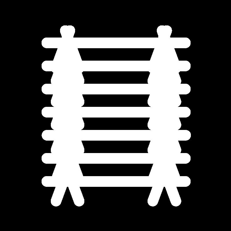 Ladder stitch (surface) icon