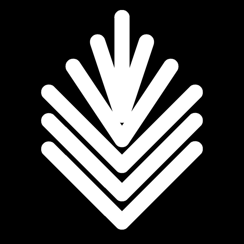 Leaf stitch (canvaswork) icon