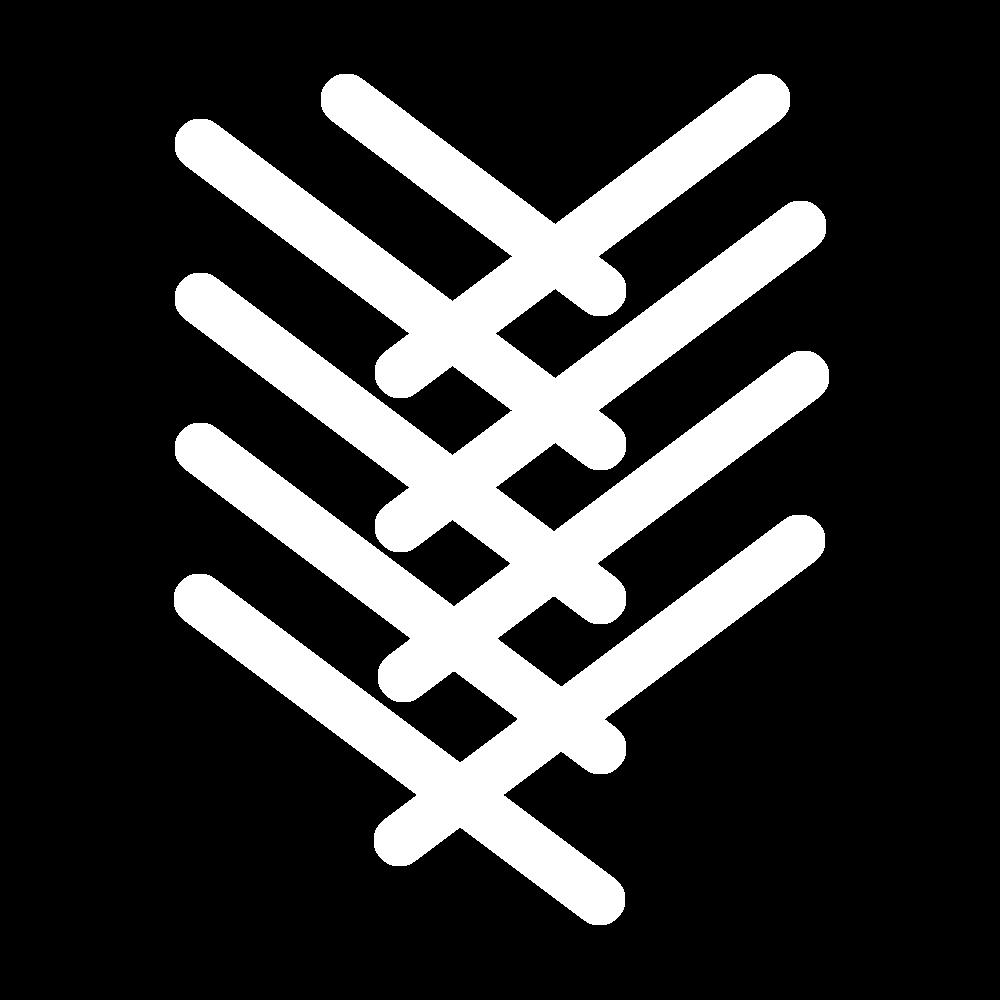Leaf stitch (surface) icon
