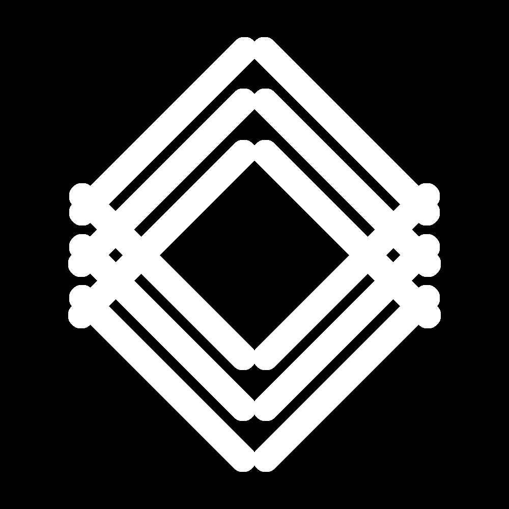 Perspective stitch icon