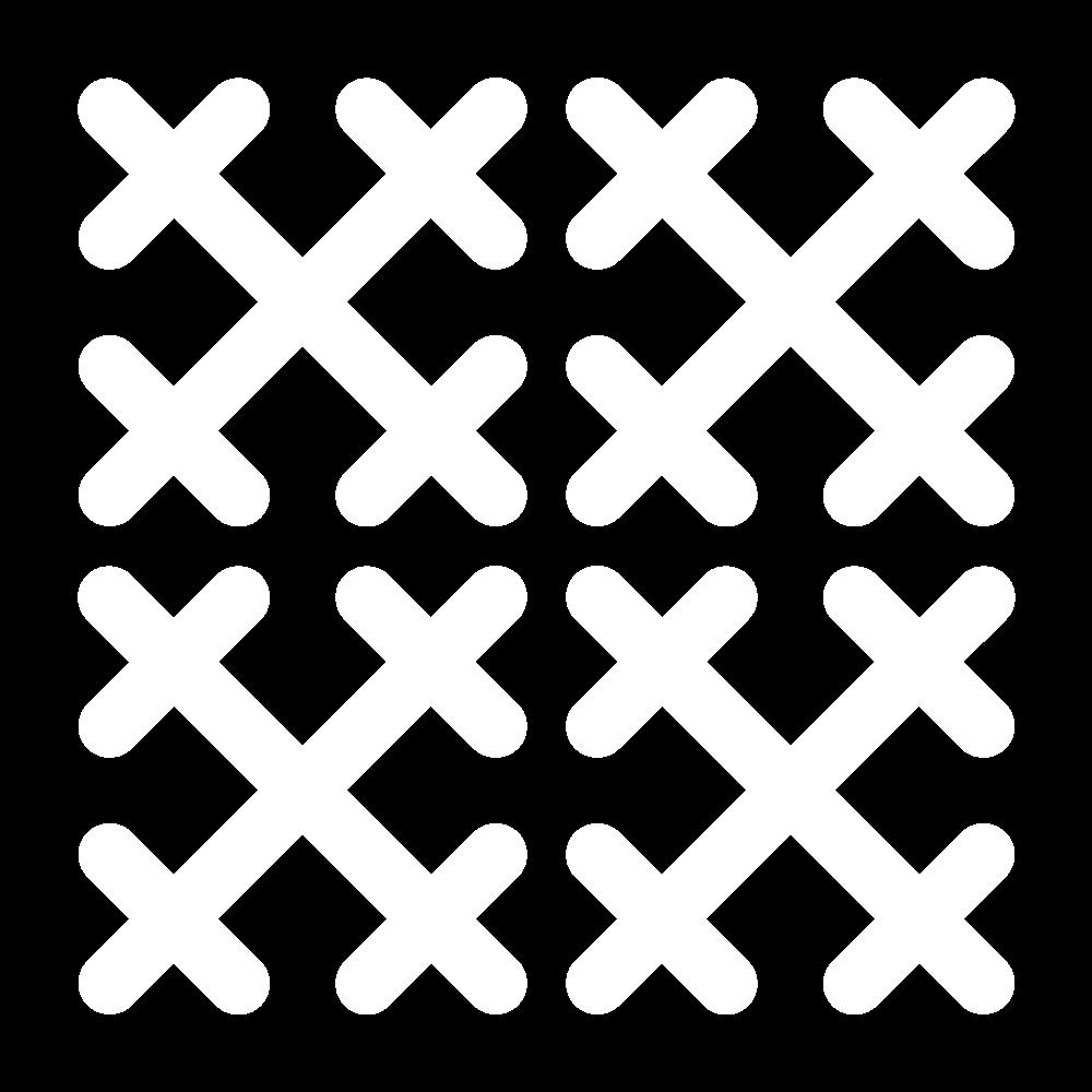 Rice stitch (canvaswork) icon
