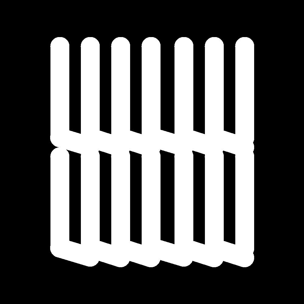 Single Brussels stitch icon