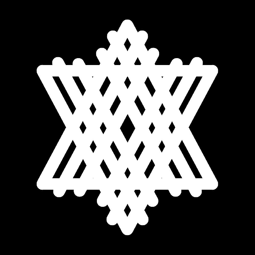 Star stitch icon