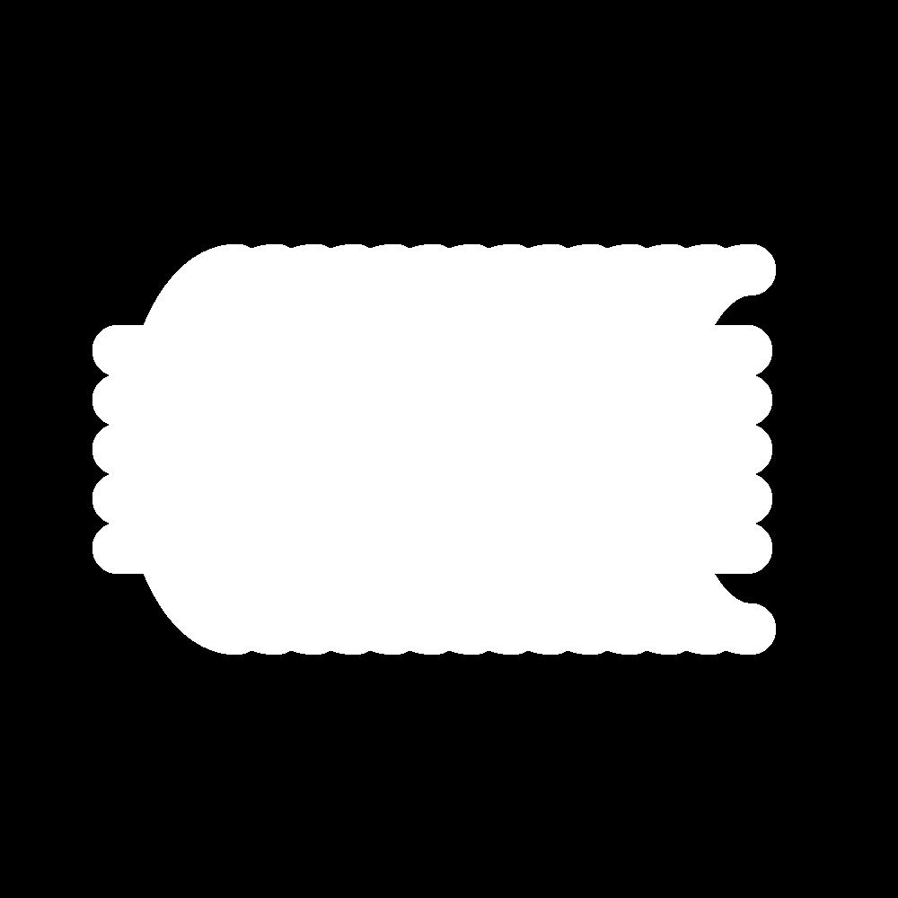 Trailing icon