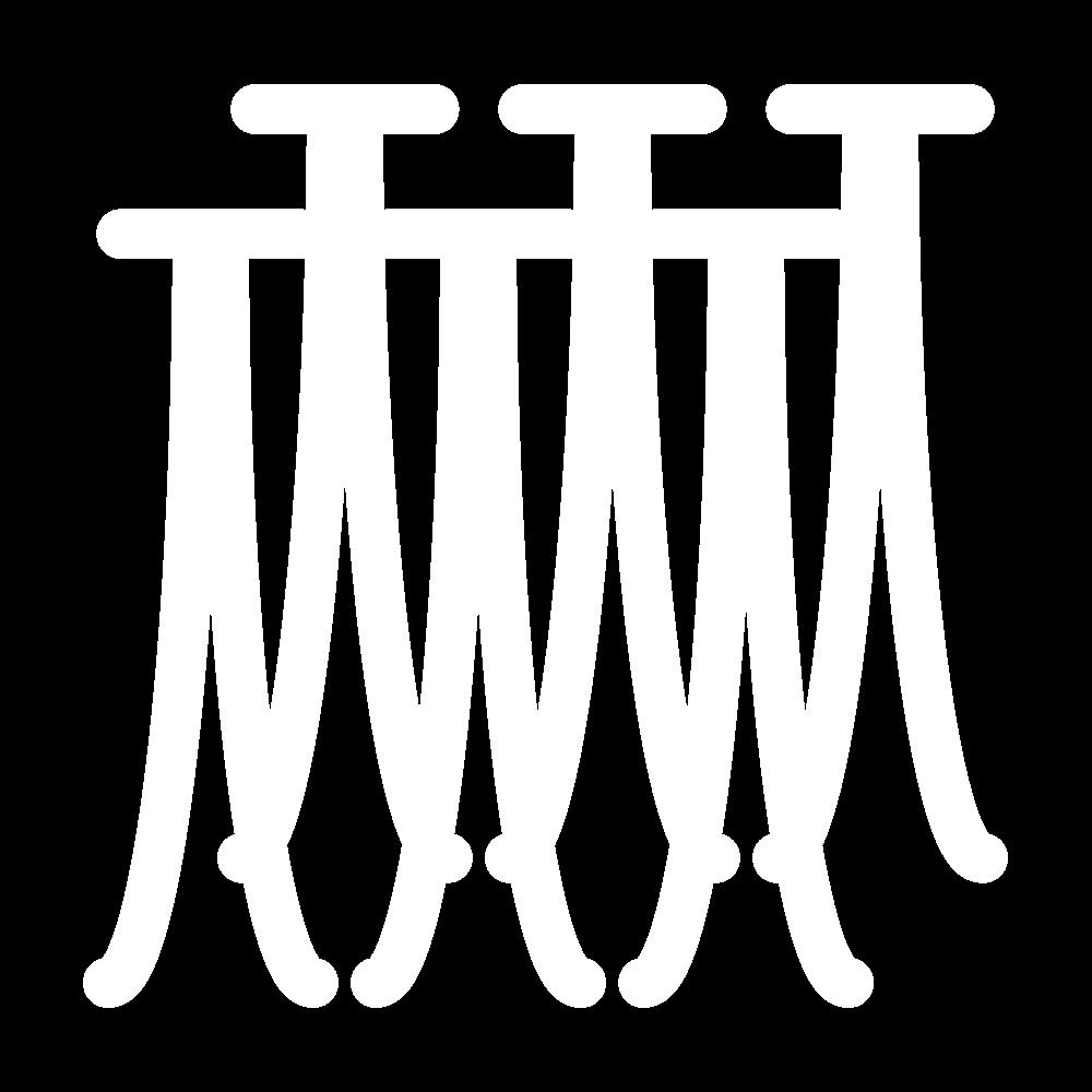 Turkey rug knot icon