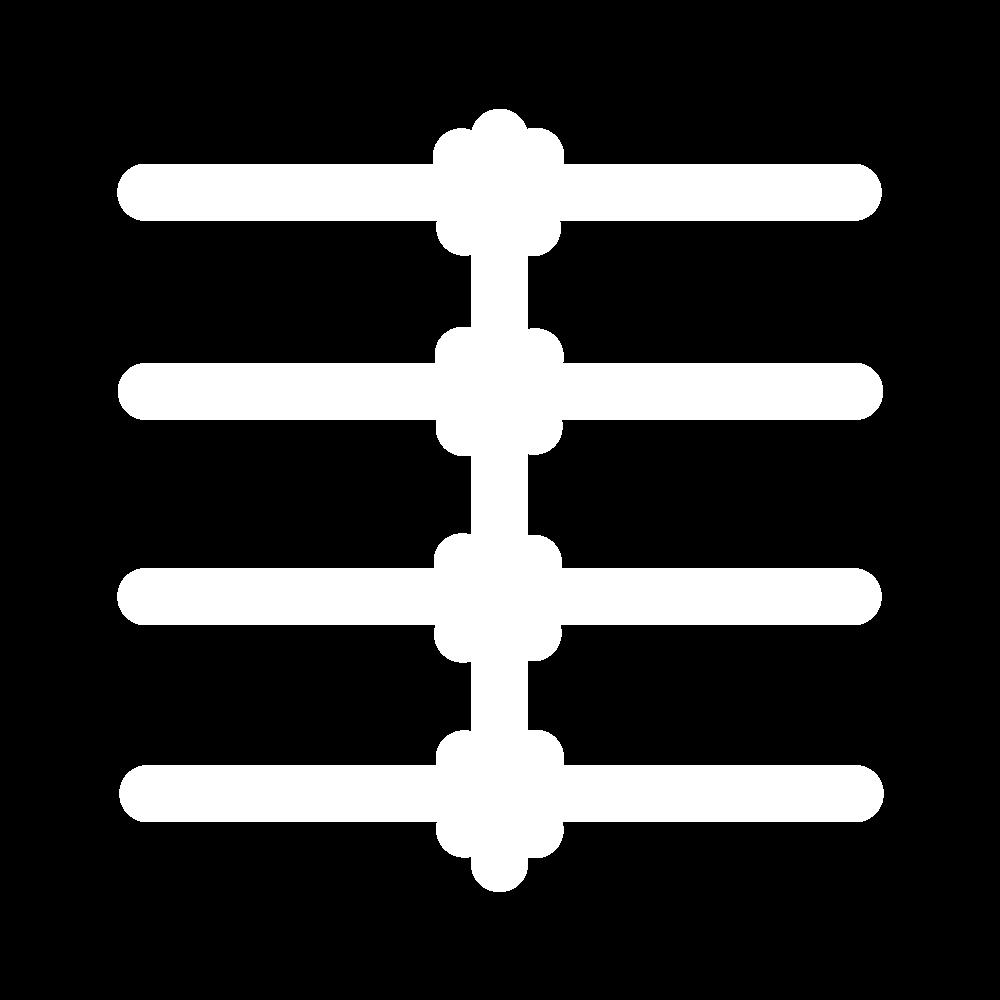 Van Dyke stitch icon