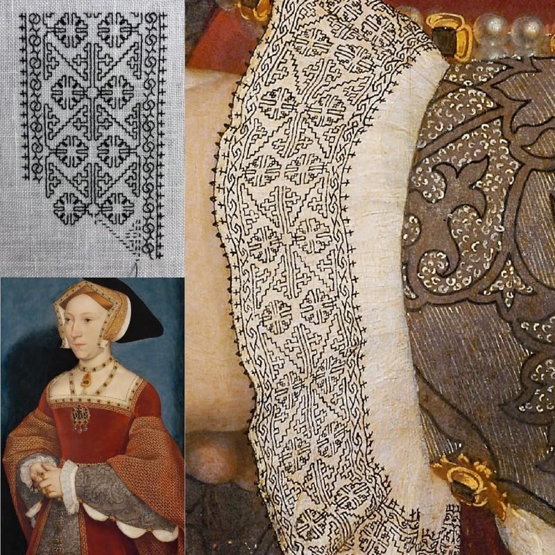 Holbein stitch main image