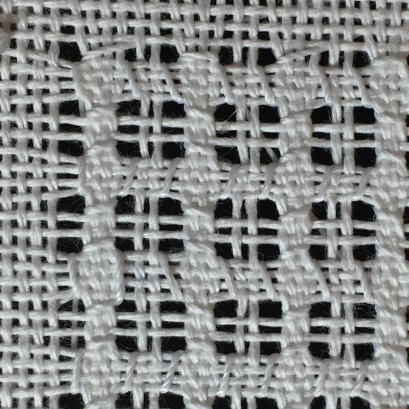 Cobbler filling stitch method stage 10 photograph