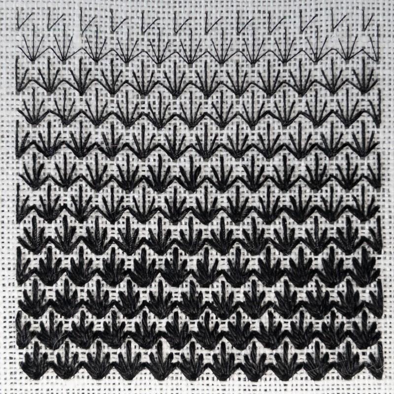 Fan (pattern) main image
