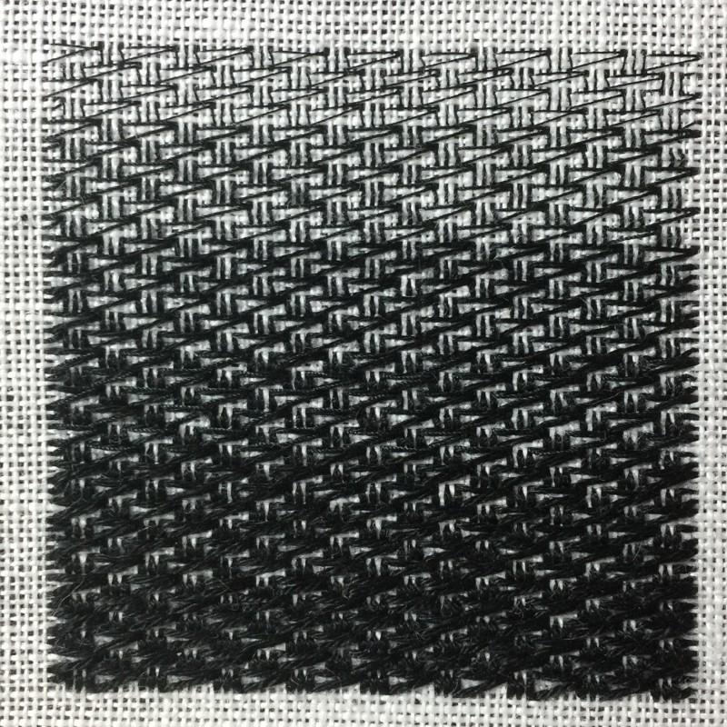 T-blocks (pattern) method stage 4 photograph