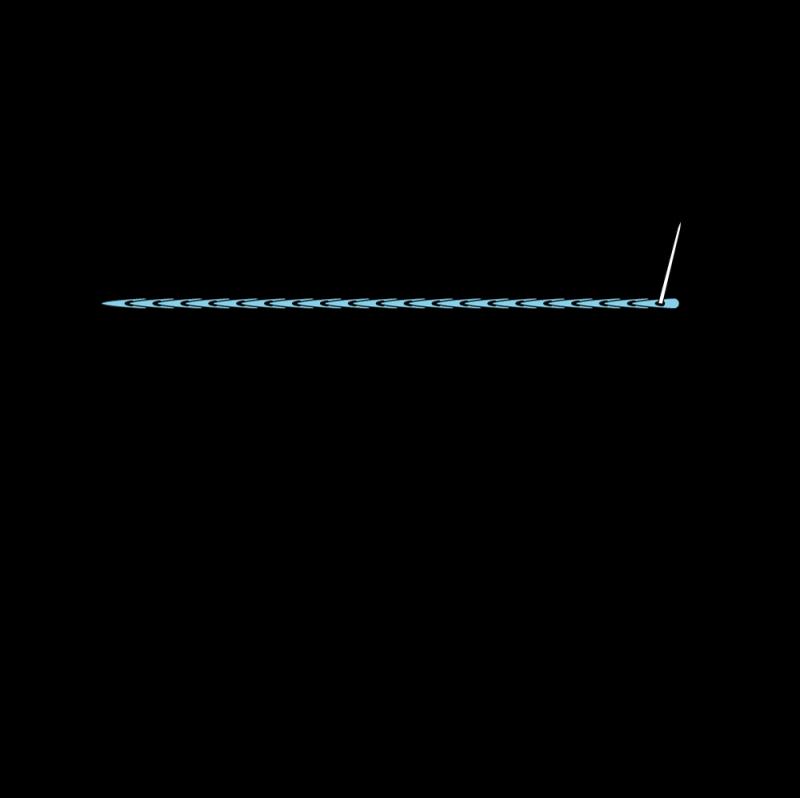Block shading method stage 1 illustration