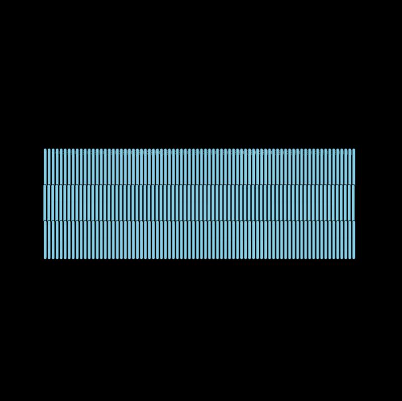 Block shading method stage 5 illustration