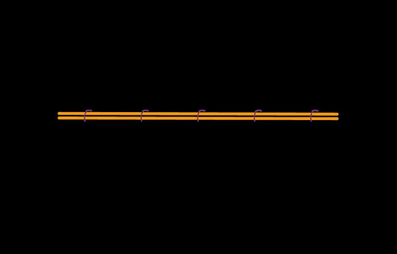 Bricking method stage 1 illustration