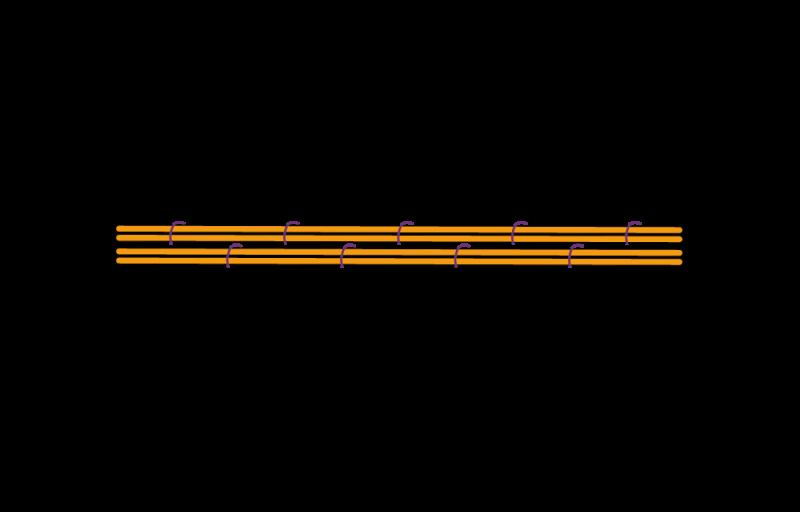 Bricking method stage 3 illustration