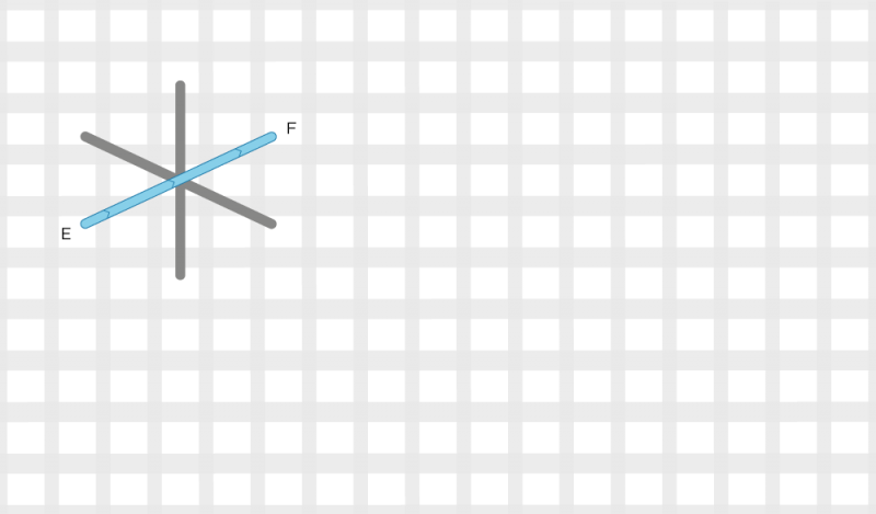 Dutch stitch method stage 3 illustration