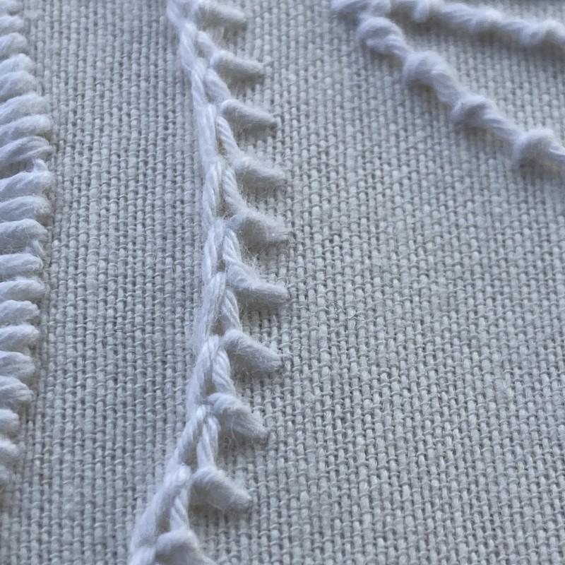 Mountmellick stitch main image