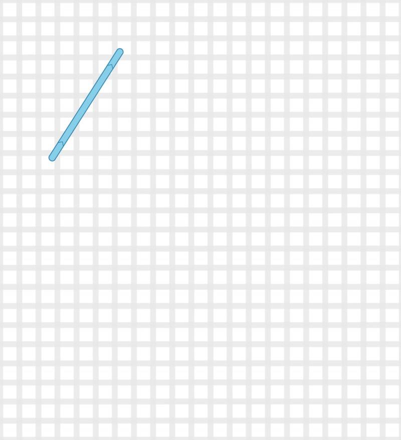 Rhodes stitch method stage 1 illustration