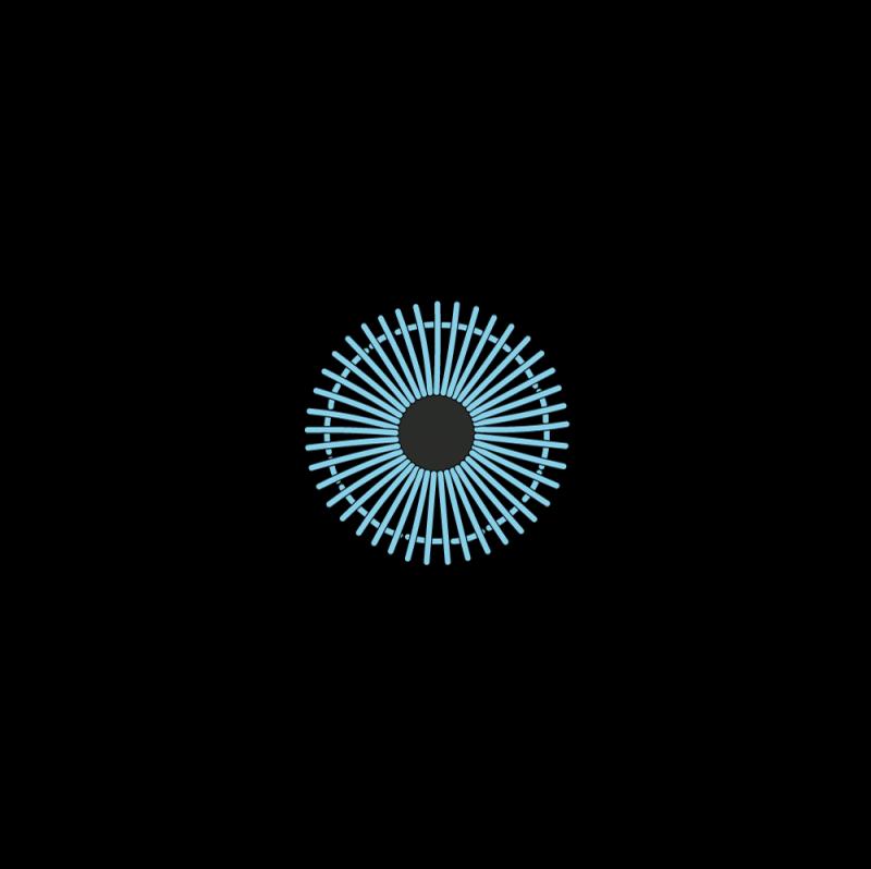 Small eyelet method stage 4 illustration