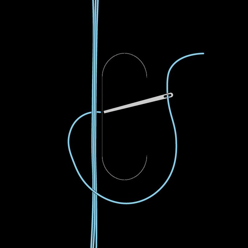 Trailing method stage 2 illustration