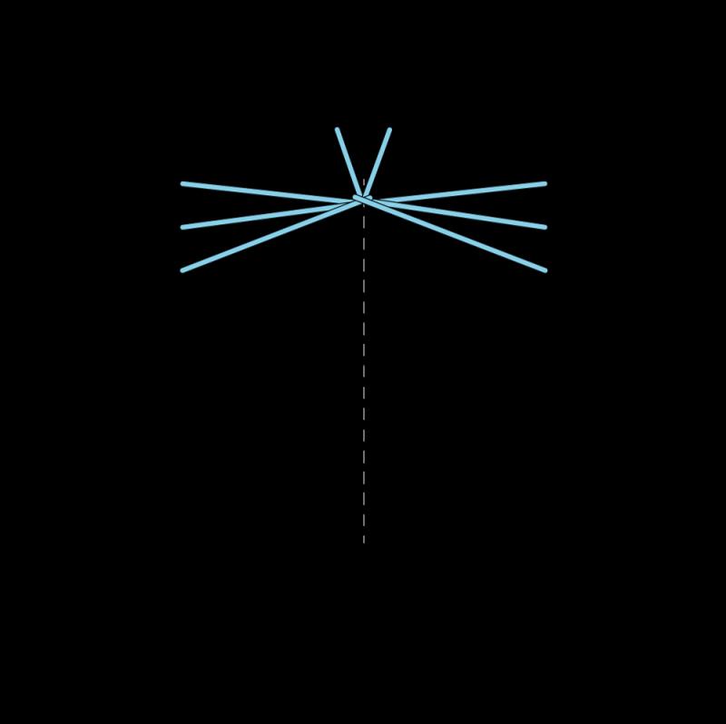 Van Dyke stitch method stage 8 illustration