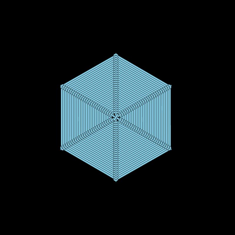 Whipped wheel method stage 10 illustration