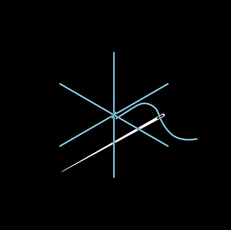 Whipped wheel method stage 6 illustration